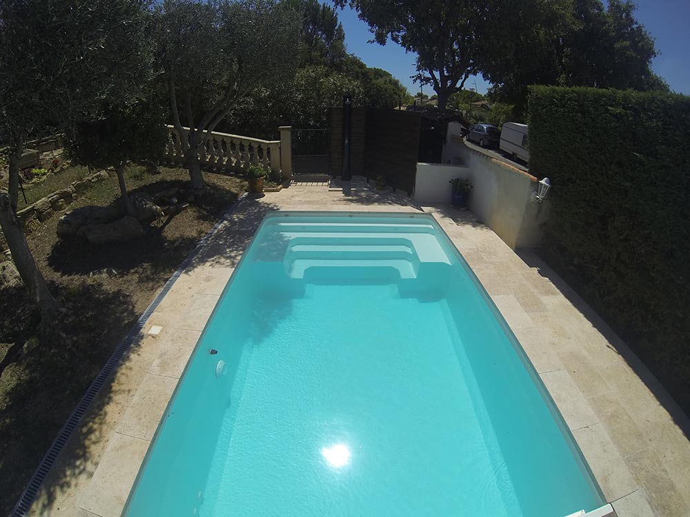 Piscine devenson 6 20 x 3 20 x 1 45 m g n ration for Coque piscine solde