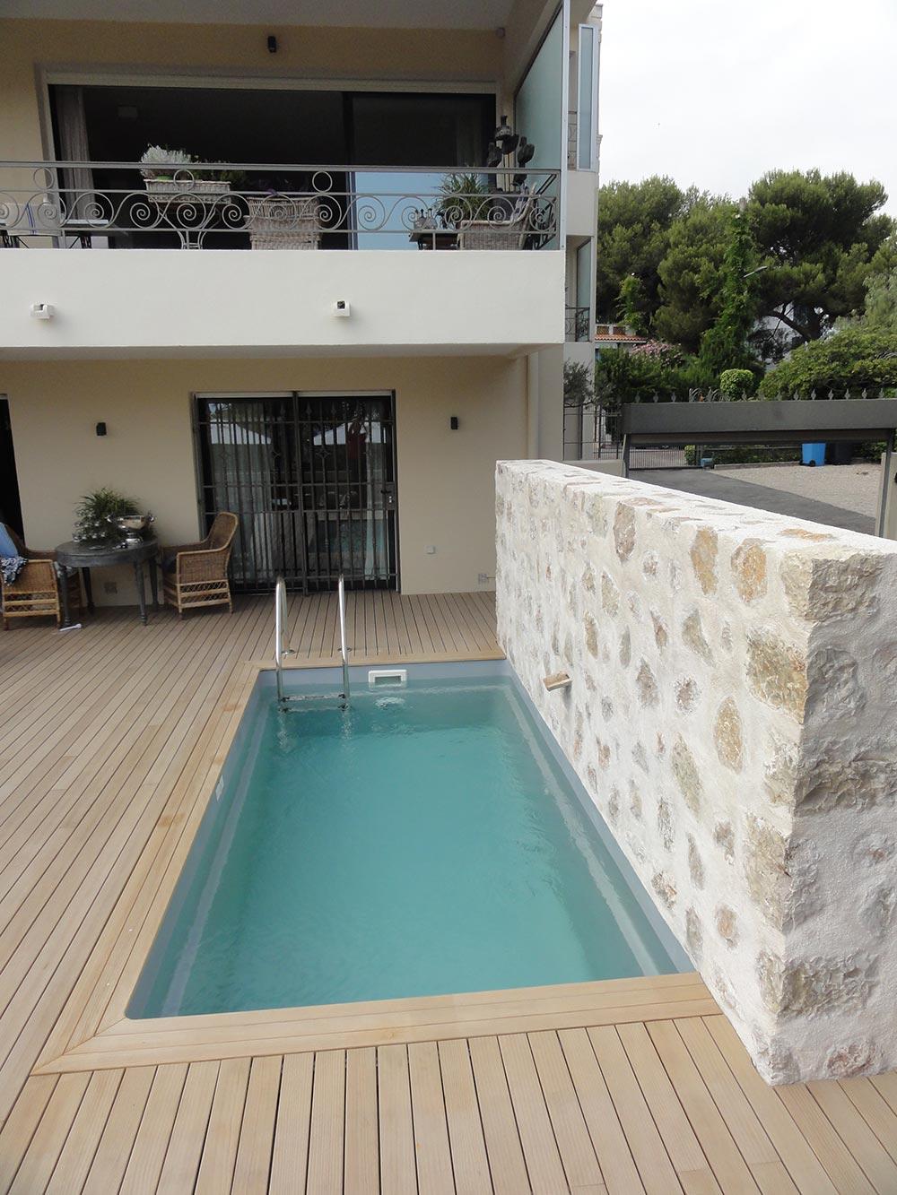 Mini piscine coque fashion designs - Mini piscine coque prix ...