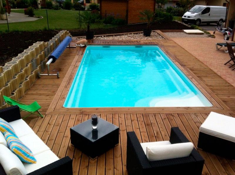 Piscine unique 6 mod les mon de pra o 39 zen piscine o for Piscine mon de pra
