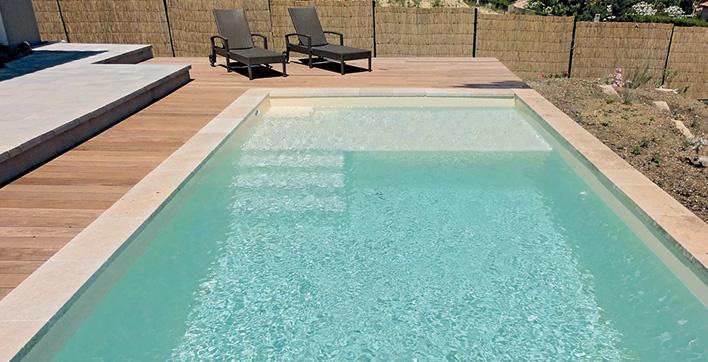 piscine planier 9 00 x 4 30 x 1 55 m g n ration piscine o 39 zen piscine. Black Bedroom Furniture Sets. Home Design Ideas